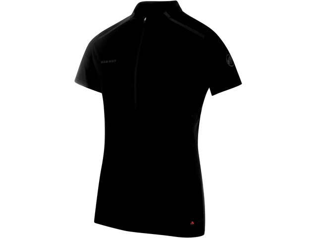 Mammut Atacazo Light T-shirt avec demi-zip Homme, black-black